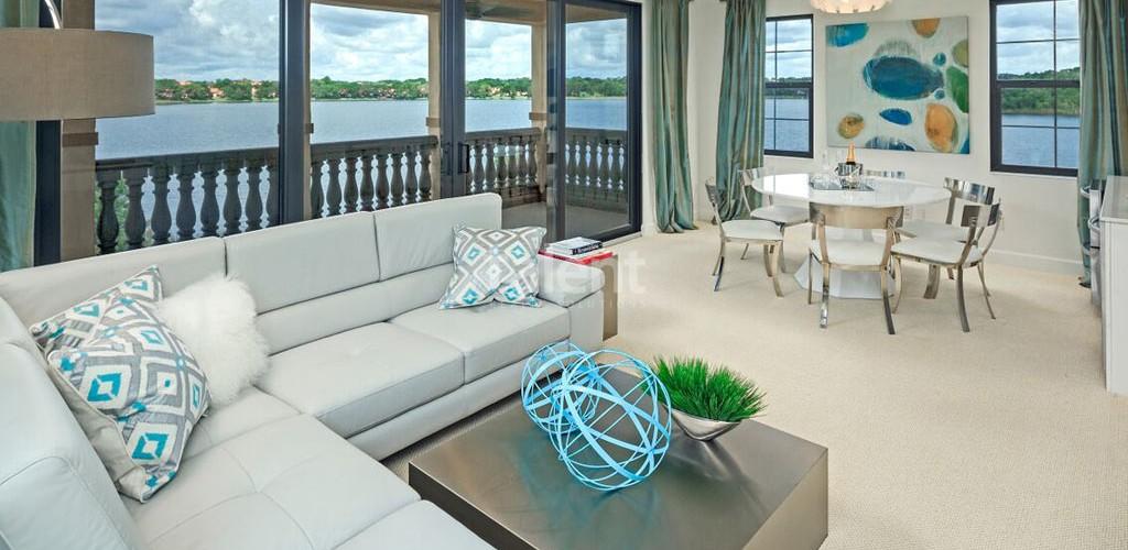 Toscana at Lakeside - Condomínio de luxo em Dr. Phillips, Orlando Cozinha
