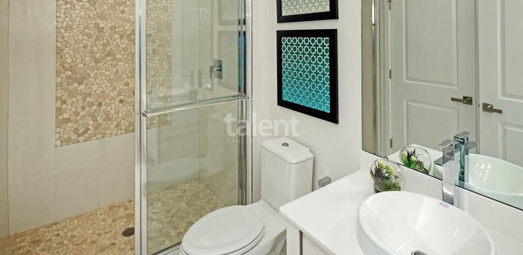 Toscana at Lakeside - Condomínio de luxo em Dr. Phillips, Orlando Banheiro