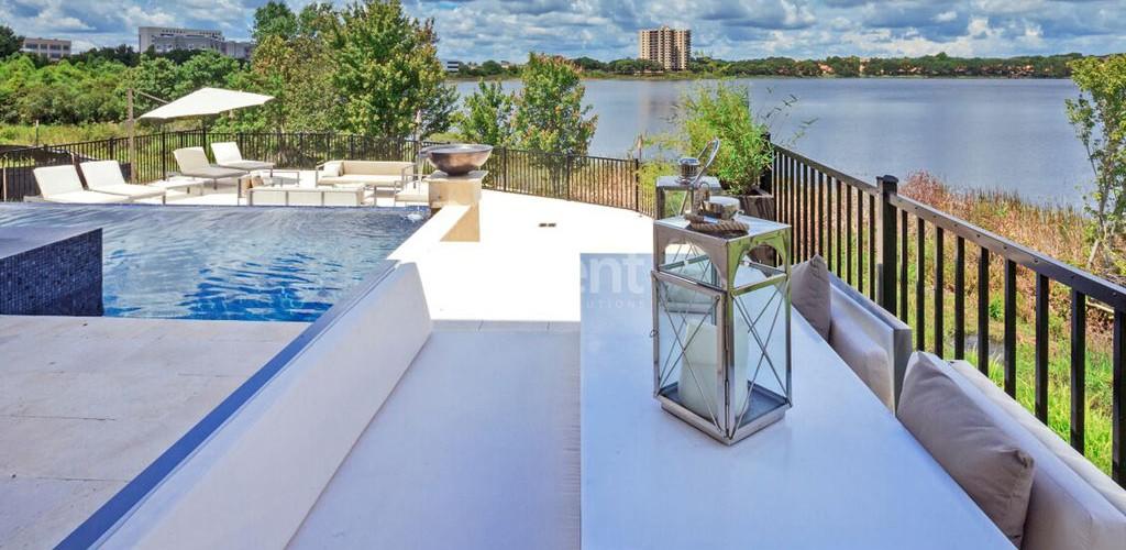 Toscana at Lakeside - Condomínio de luxo em Dr. Phillips, Orlando Área externa