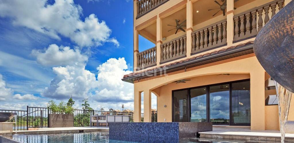 Toscana at Lakeside - Condomínio de luxo em Dr. Phillips, Orlando Piscina privativa