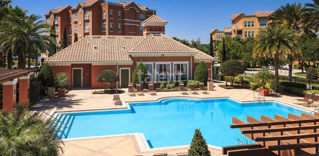 Toscana at Lakeside - Condomínio de luxo em Dr. Phillips, Orlando Vista condomínio