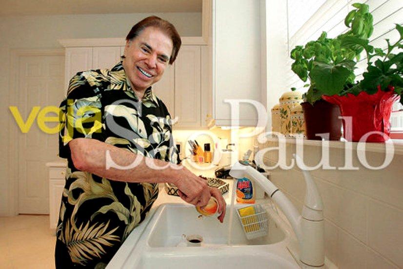 Silvio Santos em Orlando