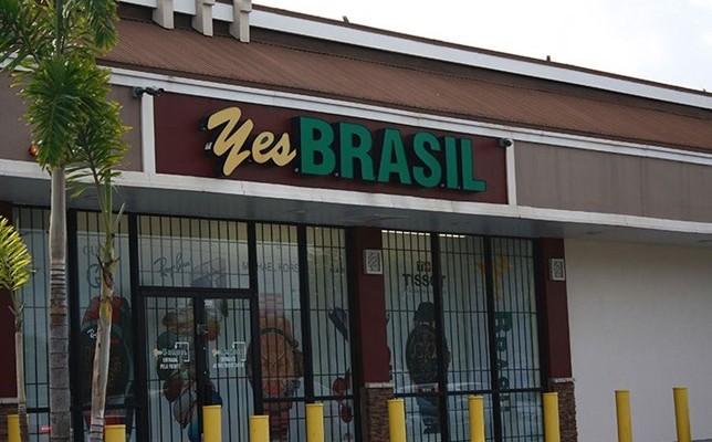 Um pouco do Brasil em Orlando