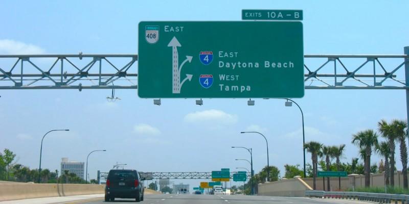 Dicas para dirigir em Orlando