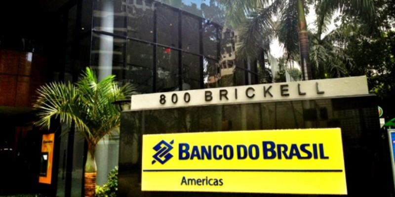 Nova agência do Banco do Brasil Americas em Orlando