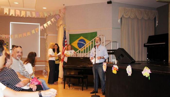 Projeto social na Flórida - Manhã Brasileira