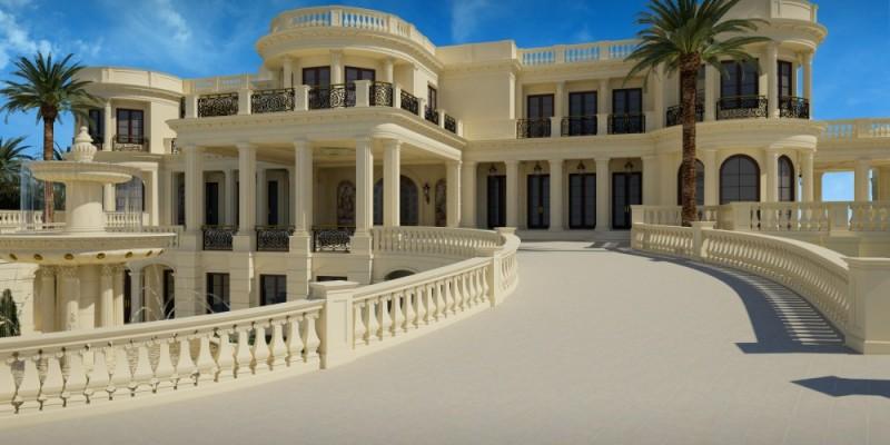 Mansão em praia da Flórida é a casa mais cara à venda nos Estados Unidos