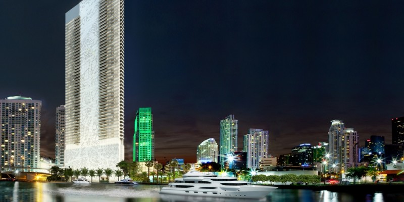 Mercado Imobiliário da Flórida: Edifício de 58 andares será um dos mais altos de Miami em 2017