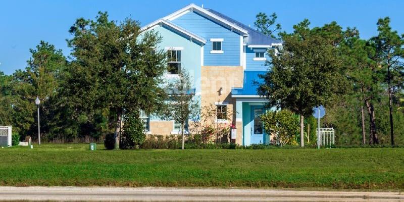 Pensa em comprar imóvel na Flórida? Saiba que o paisagismo pode valorizar a casa em até 12%