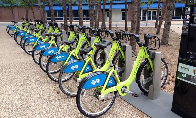 Orlando ganha programa que incentiva aluguel de bicicletas em Downtown