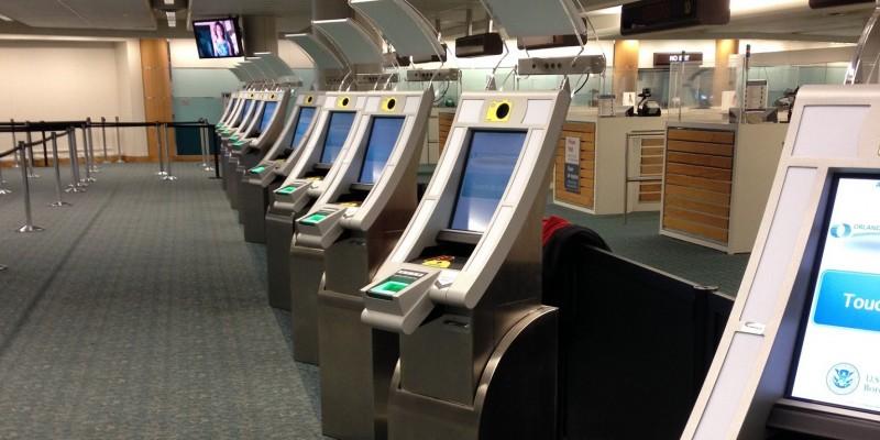 Aeroporto de Orlando usa reconhecimento facial na chegada dos passageiros