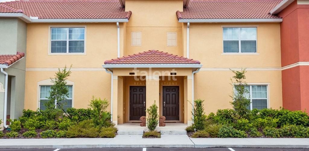 Casas a venda em Orlando fachada