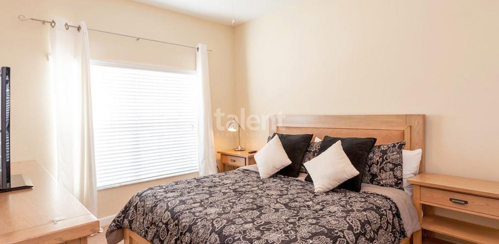 Casas a venda em Orlando quarto de casal