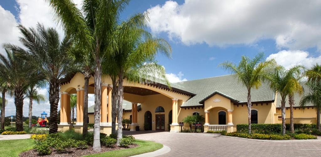 Casas a venda em Orlando club house