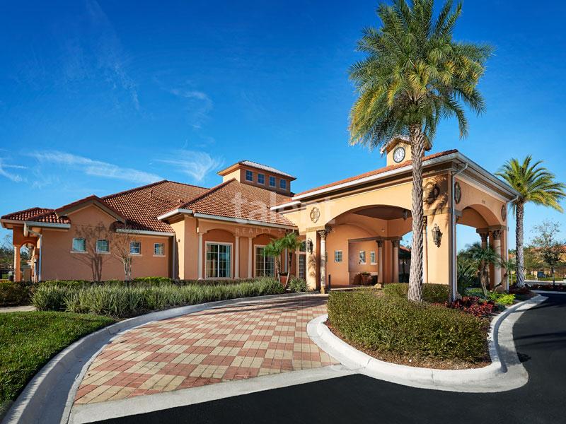 BellaVida Resort - Casas em Orlando perto do Walmart Clubhouse