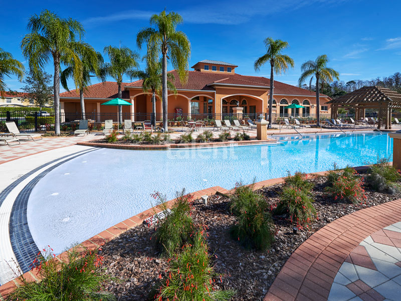 BellaVida Resort - Casas em Orlando perto do Walmart Piscina condomínio