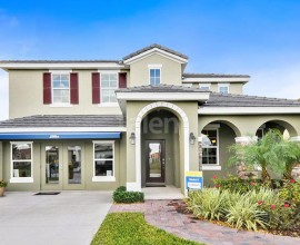 Solterra Resort - Single Family, Casas de temporada em Orlando