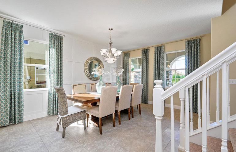 Casa a venda em Orlando, Condomínio Solterra - Sala