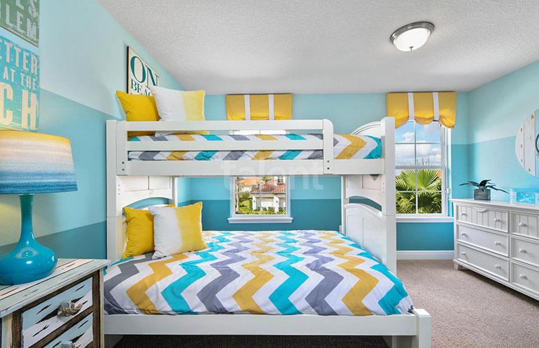 Casa a venda em Orlando, Condomínio Solterra - Dormitório