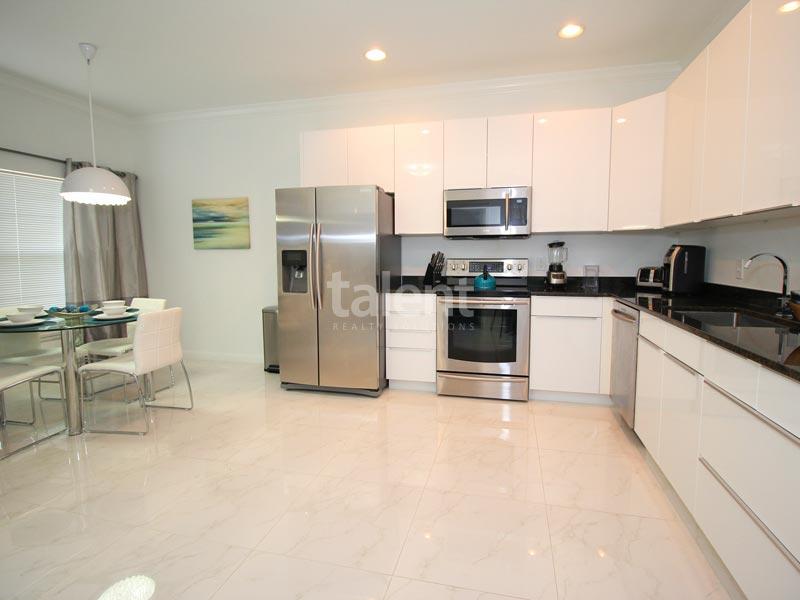 Windsor Palms - Comprar casa em Orlando perto da Disney Cozinha
