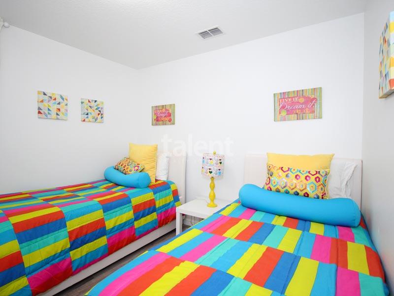 Windsor Palms - Comprar casa em Orlando perto da Disney Quarto 3