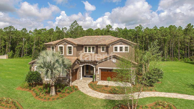 Enclave at VillageWalke - Novo condomínio em Orlando Entrada