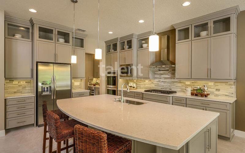 Enclave at VillageWalke - Novo condomínio em Orlando Cozinha