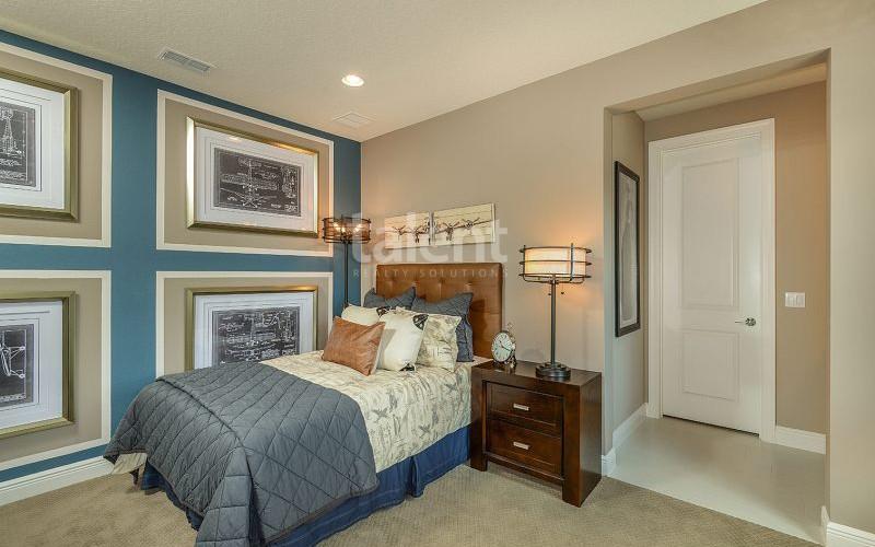 Enclave at VillageWalke - Novo condomínio em Orlando Quarto 3