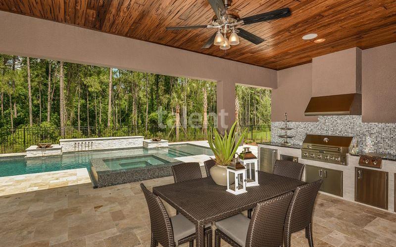 Enclave at VillageWalke - Novo condomínio em Orlando Área externa