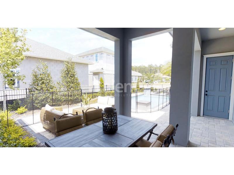 Laureate Park Lofts - Casas em Orlando com ótima localização Área externa