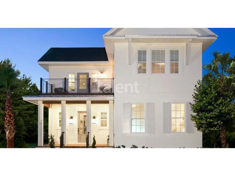 Laureate Park Lofts - Casas em Orlando com ótima localização Entrada