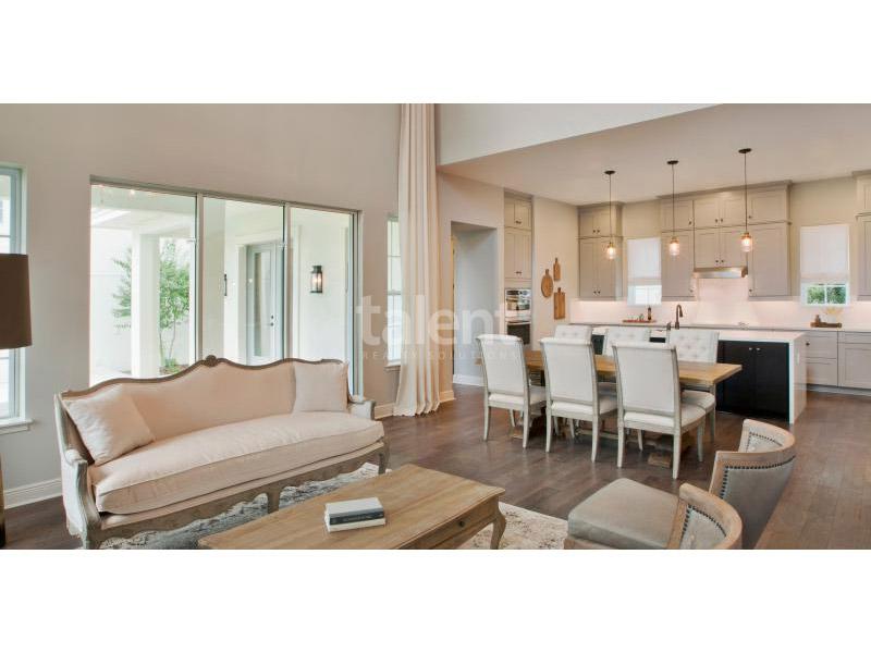 Laureate Park Lofts - Casas em Orlando com ótima localização Sala de estar