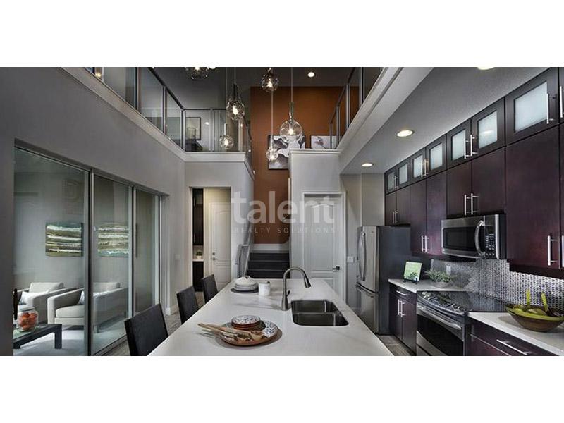 Laureate Park Lofts - Casas em Orlando com ótima localização Cozinha
