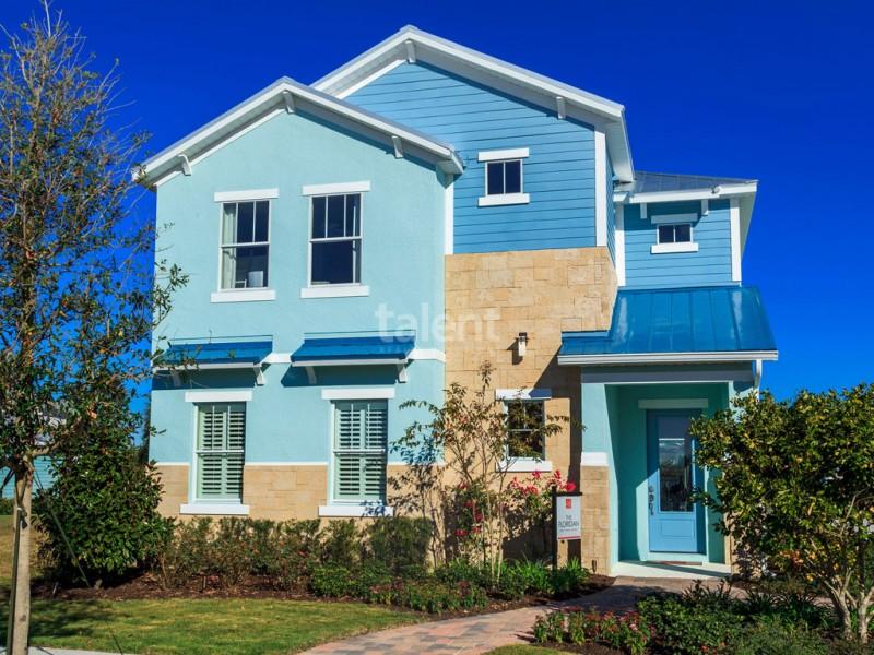 Reunion Resort - Lugar perfeito para comprar casa em Orlando Fachada