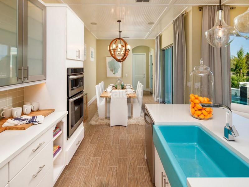 Reunion Resort - Lugar perfeito para comprar casa em Orlando Cozinha
