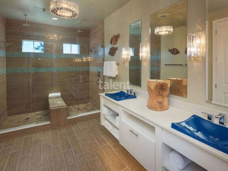 Reunion Resort - Lugar perfeito para comprar casa em Orlando Banheiro 1