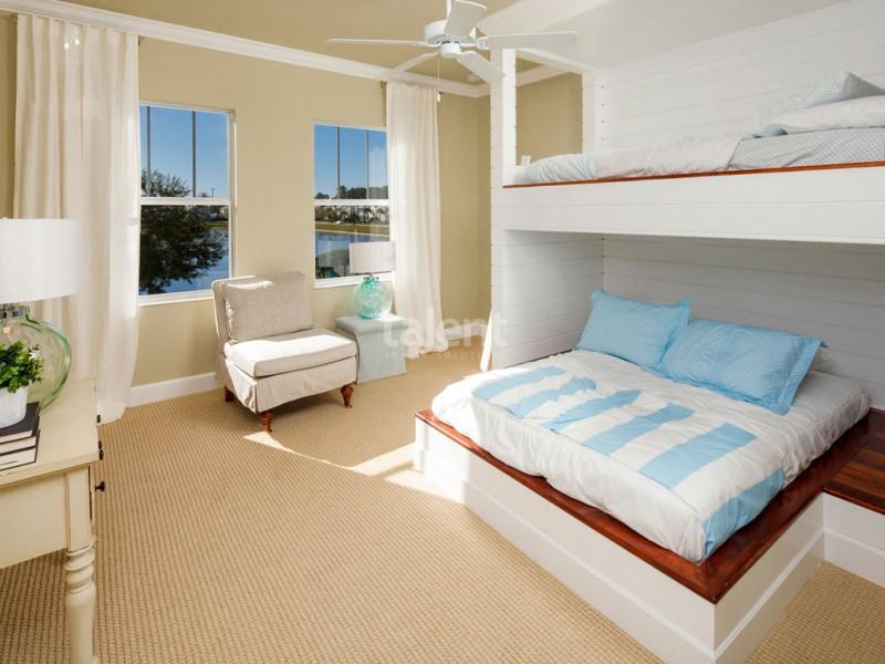 Reunion Resort - Lugar perfeito para comprar casa em Orlando Quarto 4