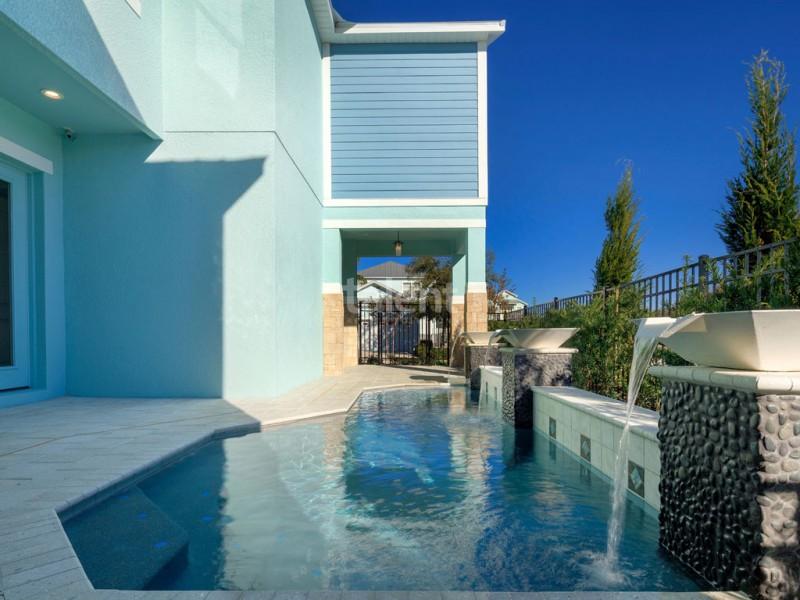 Reunion Resort - Lugar perfeito para comprar casa em Orlando Piscina privativa