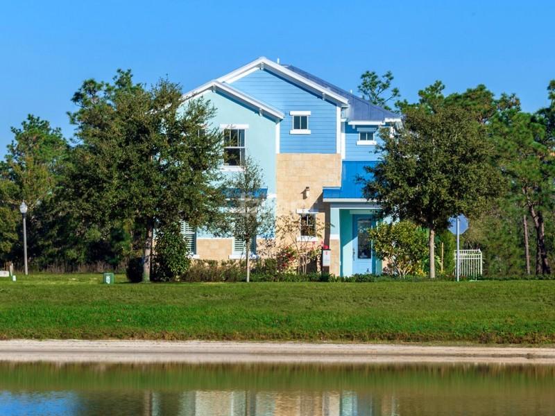 Reunion Resort - Lugar perfeito para comprar casa em Orlando Área externa