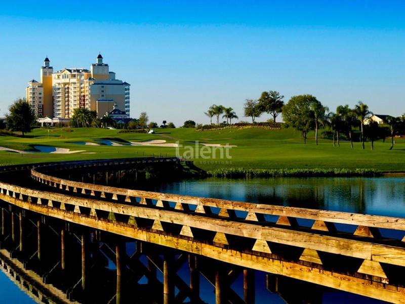 Reunion Resort - Lugar perfeito para comprar casa em Orlando Condomírio Resort