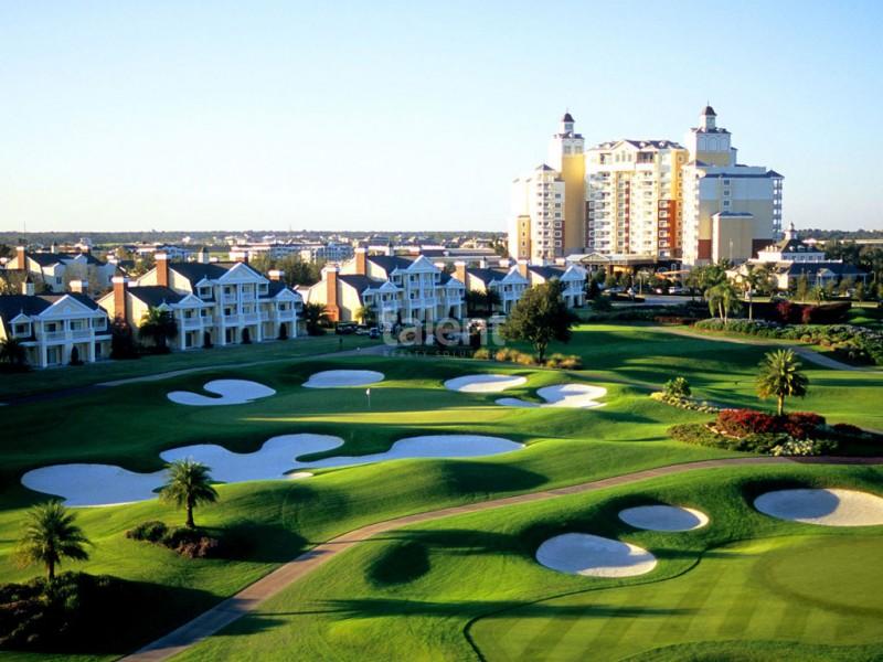 Reunion Resort - Lugar perfeito para comprar casa em Orlando Condomínio Resort