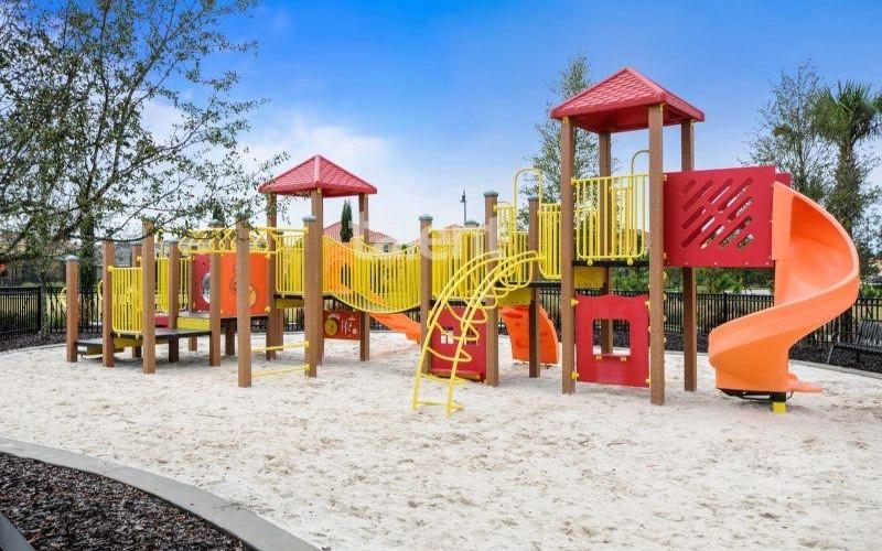 Solterra Resort - Townhouses, Casas em Orlando região da Disney Playground