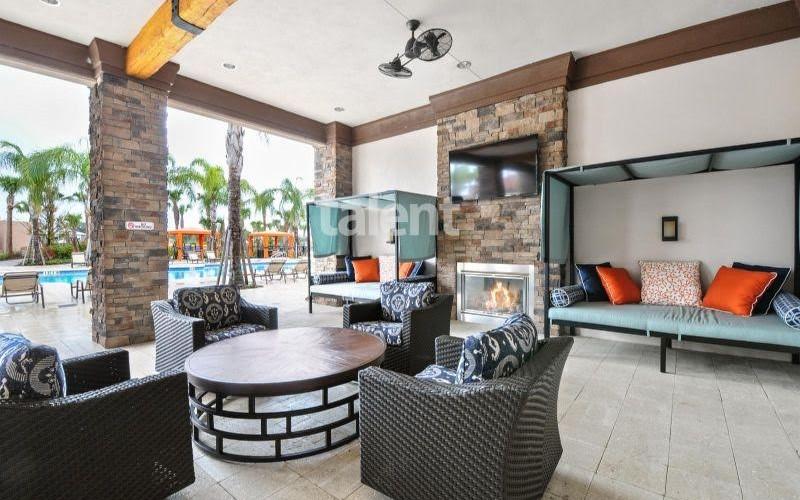 Solterra Resort - Townhouses, Casas em Orlando região da Disney Áre de lazer