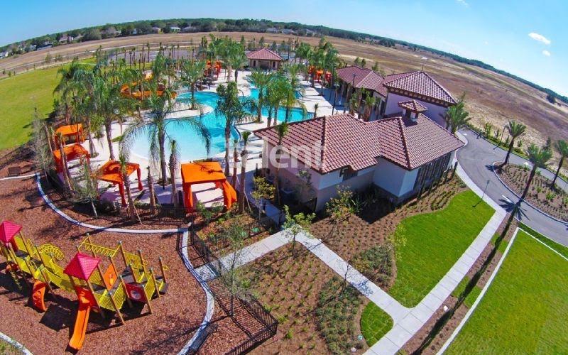 Solterra Resort - Townhouses, Casas em Orlando região da Disney Condomínio