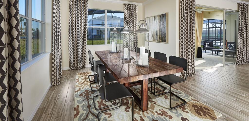 Sonoma Resort - Casa a venda em Orlando próximo ao The Loop Mall Mesa de jantar
