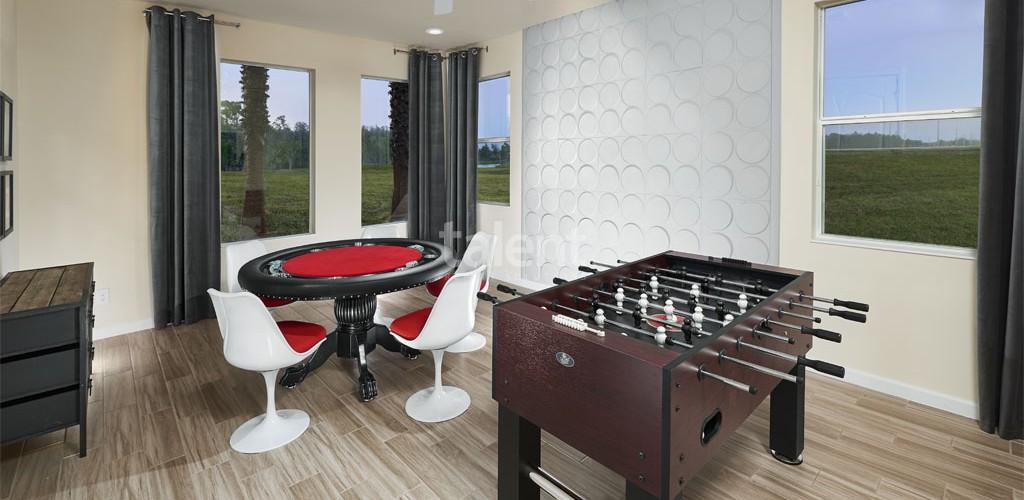 Sonoma Resort - Casa a venda em Orlando próximo ao The Loop Mall Mesa de jogos