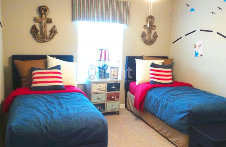 The Cove Resort - Casas em Orlando perto da Disney Quarto 3