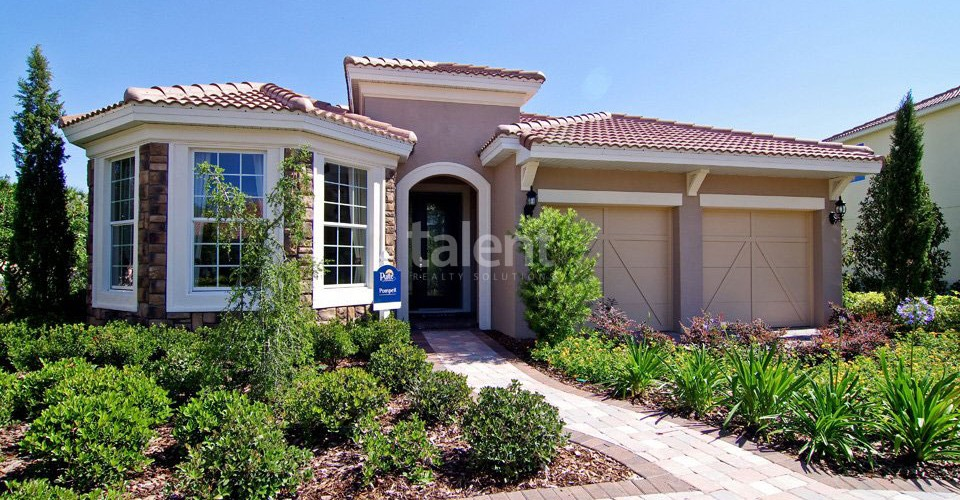 VillageWalk at Lake Nona - Casa ideal para Moradia em Orlando Entrada