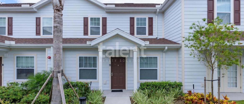 West Lucaya Village Resort - Ótimo investimento para temporada em Orlando Entrada
