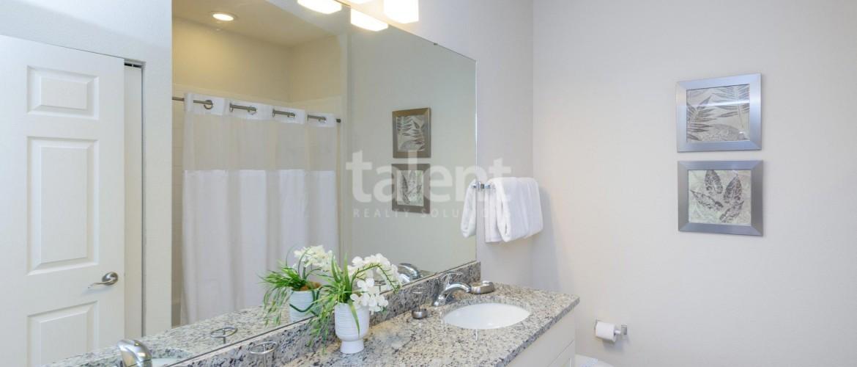 West Lucaya Village Resort - Ótimo investimento para temporada em Orlando Banheiro 2